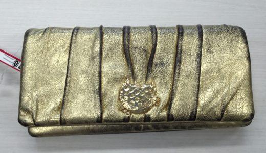 TSUMORICHISATO(ツモリチサト)・レザー財布の色剥げ直しカラーリング