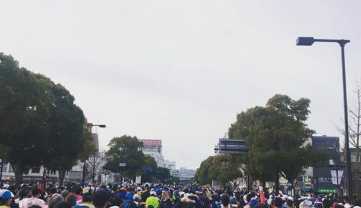 姫路のクリーニング屋が世界遺産姫路城マラソン2019に出場してきたブログ